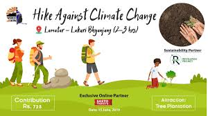 Hike Against Climate Change