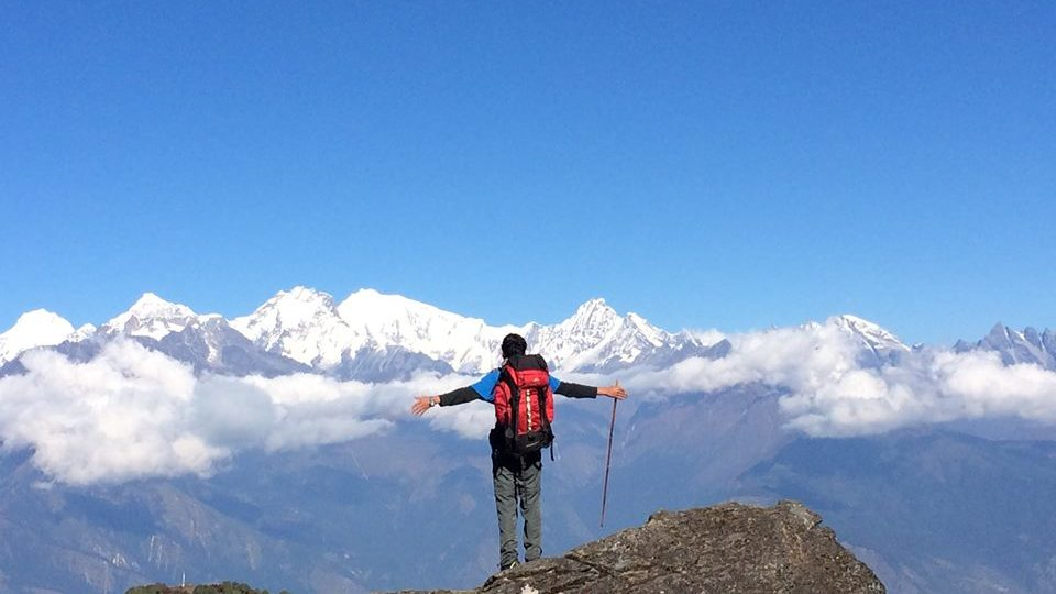 Planning for trekking is as difficult as trekking itself